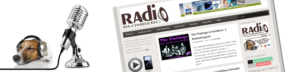 Blomberg Radio